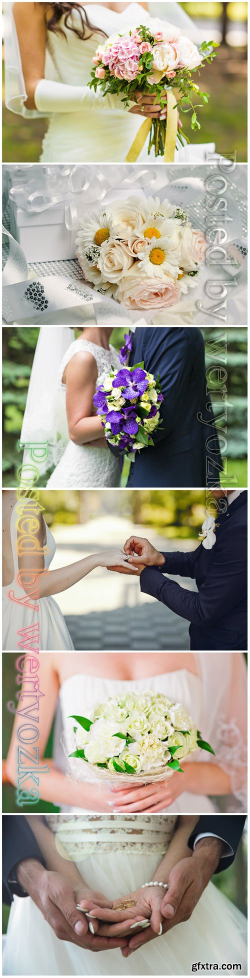 Wedding beautiful stock photo