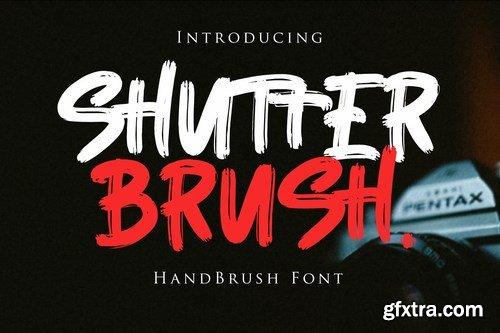 Shutter Brush