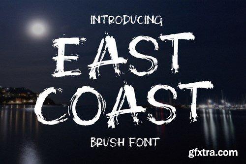 East Coast Font