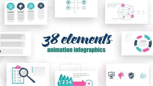 Videohive - Infographics Vol.9