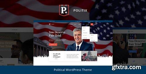 ThemeForest - Politix v1.0.2 - Political Campaign WordPress Theme - 24659095
