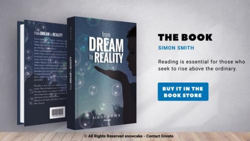 Videohive - The Book Promotion