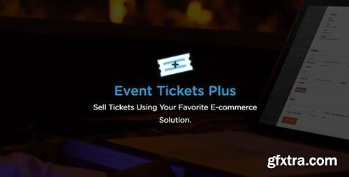 The Events Calendar - Event Tickets Plus v4.11.1 - Event Tickets Add-On