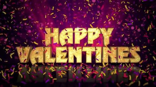 Videohive - Happy Valentines Celebration