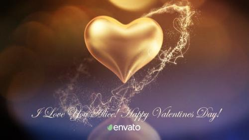Videohive - Valentine's Day Greetings