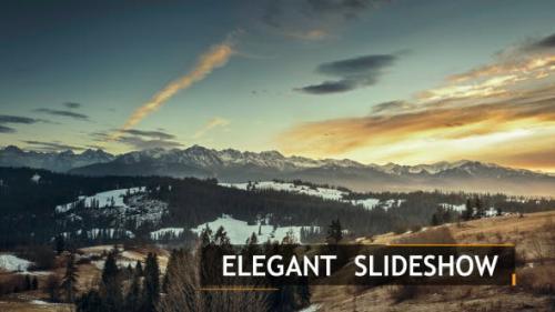 Videohive - Elegant Slideshow