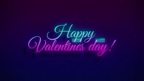 Videohive - Happy Valentine's Day Sale Glitch