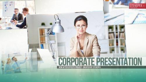 Videohive - Corporate Presentation - 13387814