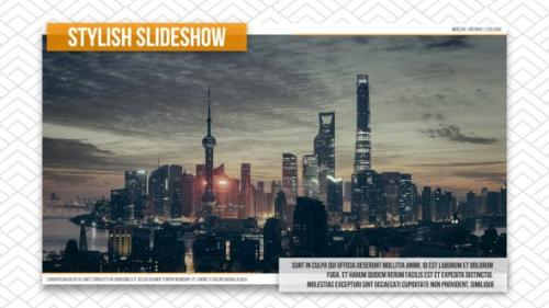 Videohive - Stylish Slideshow