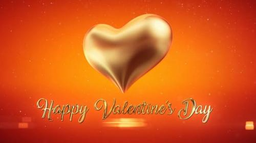 Videohive - Valentine's Day Greeting - 6711847