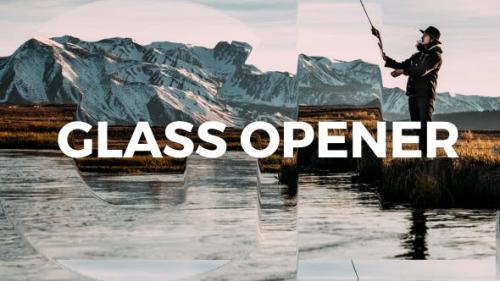 Videohive - Glass Opener