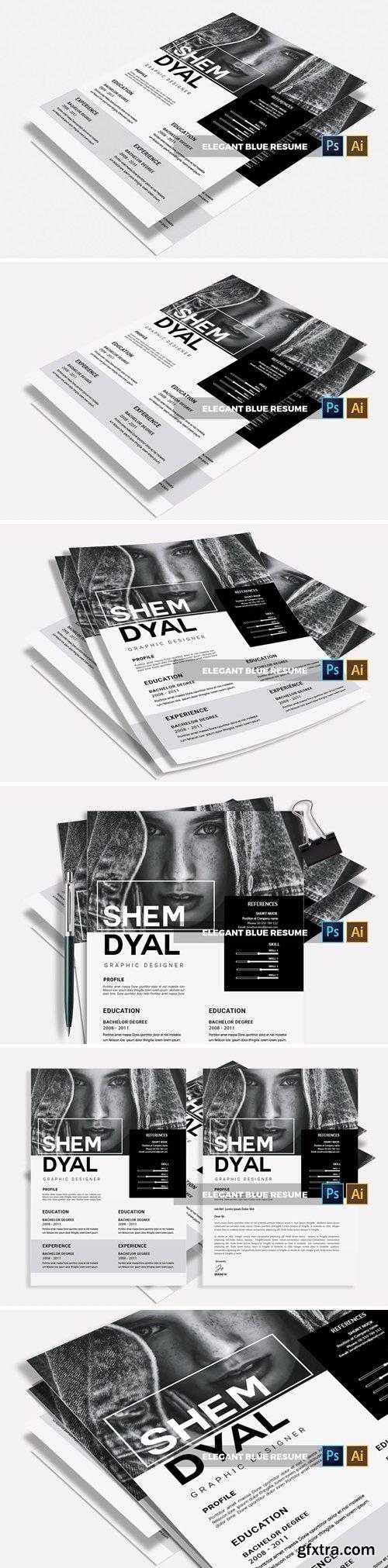Shemdyal | CV & Resume