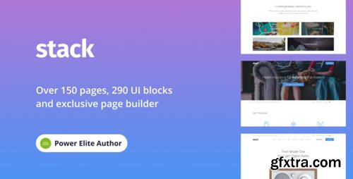 ThemeForest - Stack v10.5.19 - Multi-Purpose WordPress Theme with Variant Page Builder & Visual Composer - 19707359