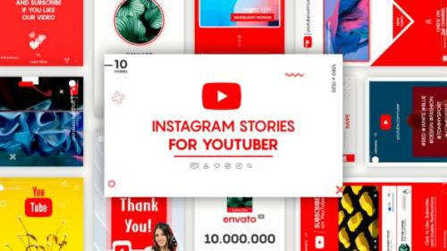 Videohive - Instagram Stories for YouTuber