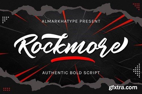 CM - Rockmore - Authentic Bold Script 4401949