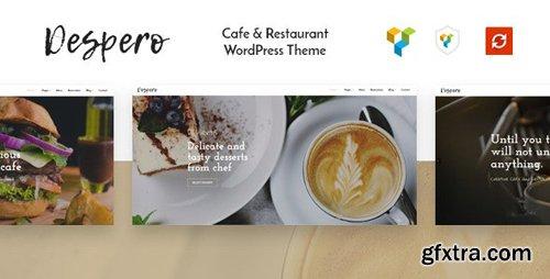 ThemeForest - Despero v1.2 - Cafe & Restaurant WordPress Theme - 19979578