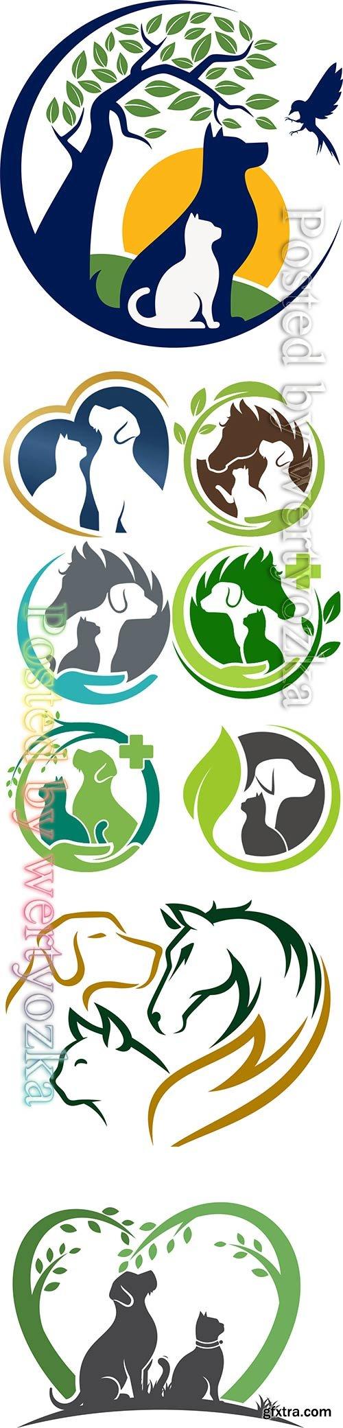 Logo collection vector illustration # 6