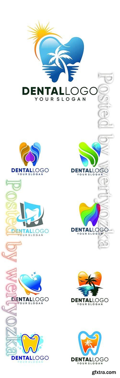 Logo collection vector illustration # 9