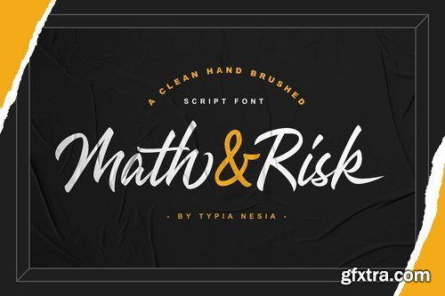CM - Math & Risk 4477600