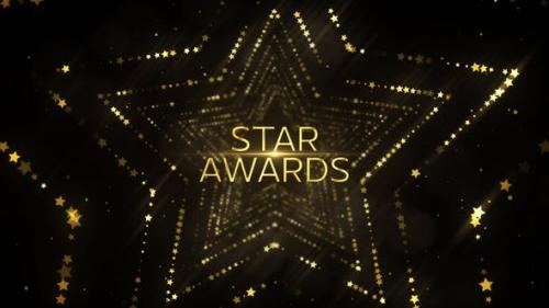 Videohive - Star Awards Opener
