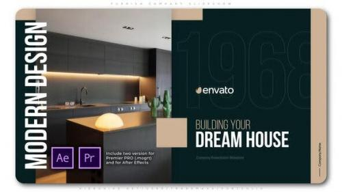 Videohive - Furniture Presentation Slides