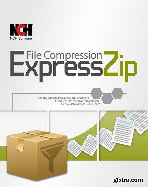 NCH Express Zip 7.02