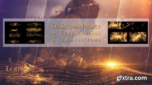 MotionArray Light Holder - Transitions - Text Reveal 361783