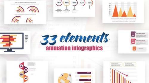 Videohive - Infographics vol.11