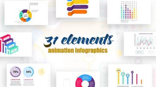 Videohive - Infographics vol.10