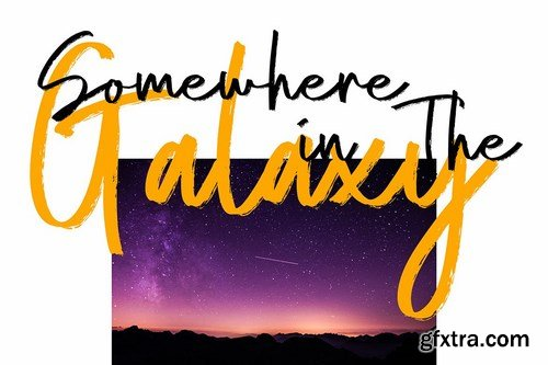 Amstrong Beautiful Brush Font