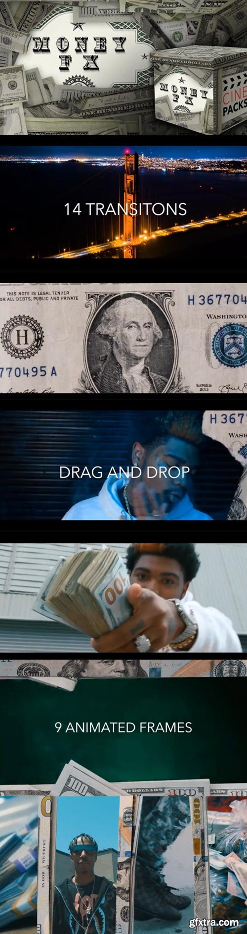 CinePacks - Money FX
