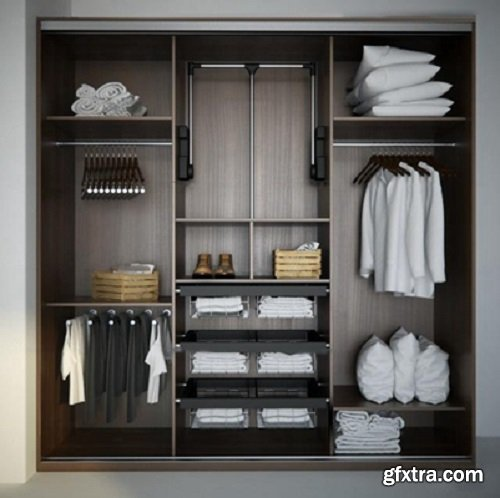 Modern Wardrobe / Clothing