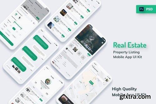 Real Estate & Property Mobile App Light Version