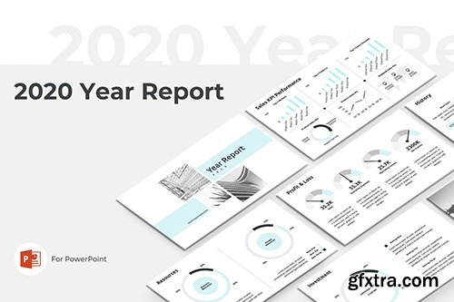 2020 Year Report PowerPoint