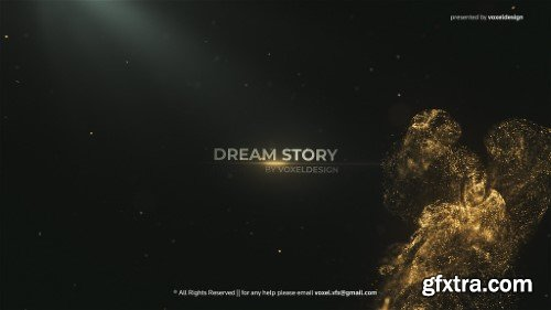 Videohive Dream Story Titles 25582633