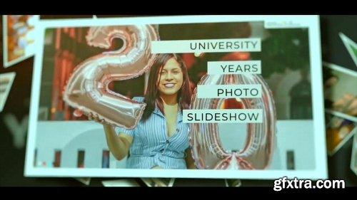 Videohive School Years Photo Slideshow 25415096