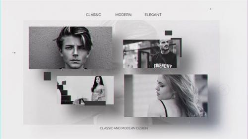 Videohive - Parallax Gallery