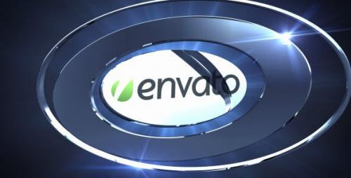Videohive - Chrome Logo Reveal - Motion Template
