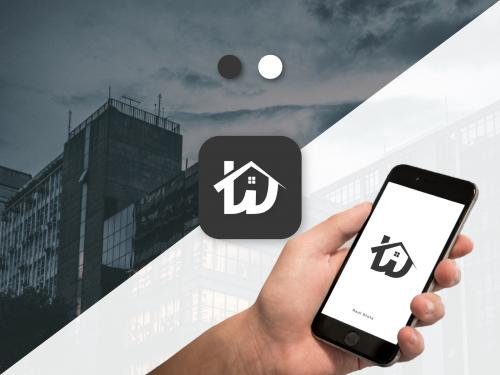 Real Estate App Icon - real-estate-app-icon