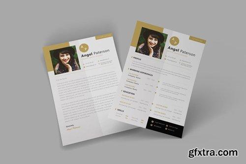 Kaffitary CV Resume
