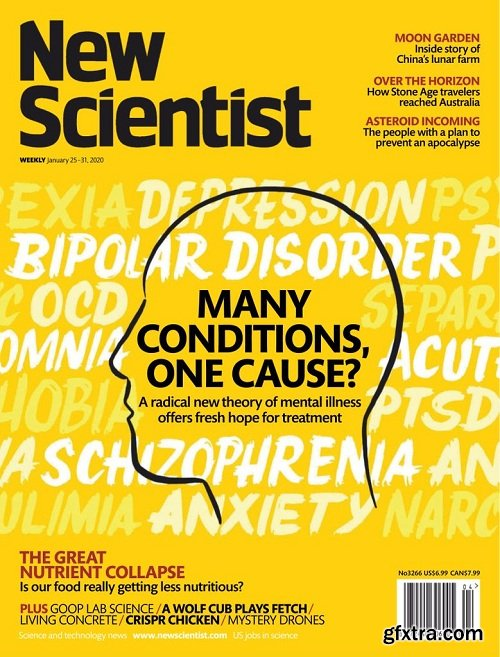 New Scientist - January 25, 2020