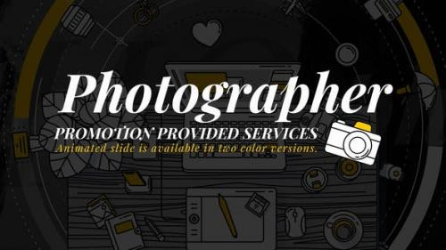 Videohive - Photographer Promo