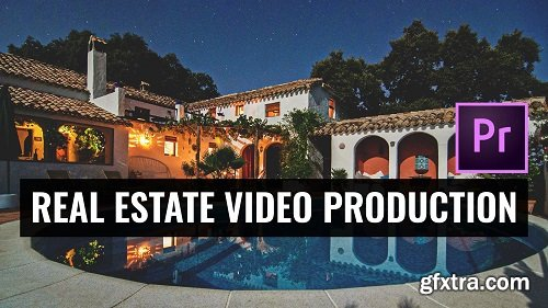 REAL ESTATE VIDEO in Premiere Pro: Complete Editing Workflow: (inkl. Uncut Edit in Real-Time)