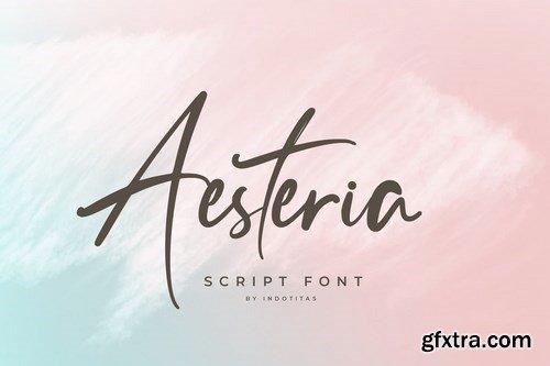 Aesteria Script