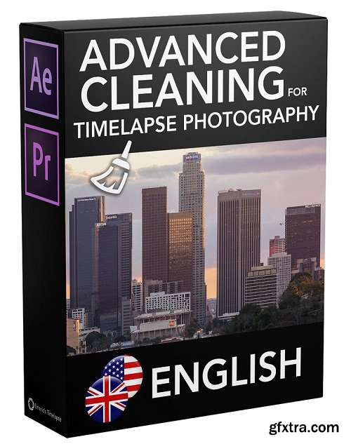 Emeric\'s Timelapse - Advanced Cleaning for Timelapse Photography