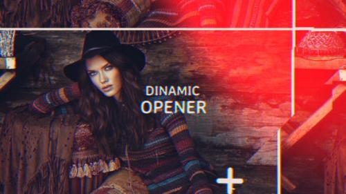 Videohive - Dinamic Opener