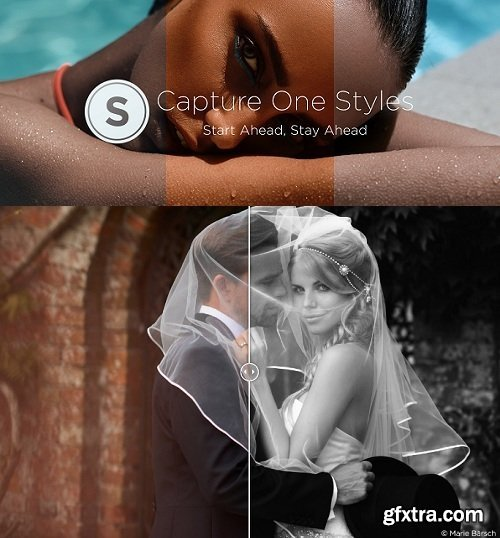 PhaseOne Capture One Styles - Black & White Styles for Capture One (Win/Mac) |