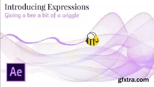 Introducing After Effects Expressions: Giving a bee a bit of a wiggle