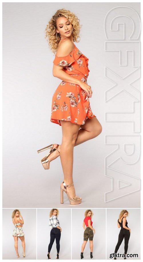 Lauren Wood for Fashion Nova Part 3