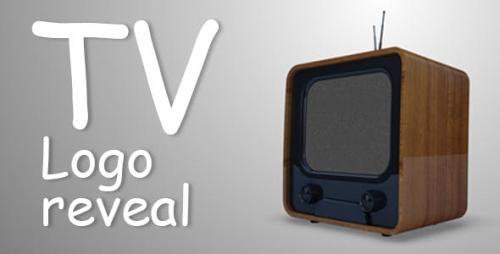 Videohive - TV Logo Reveal